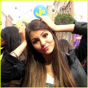 Victoria Justice: I Love Daniella Monet to Death!