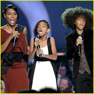 Jaden & Willow Smith: Nobel Peace Pals