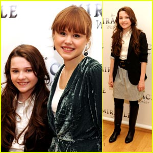 Abigail Breslin: The Miracle Worker Debuts in March