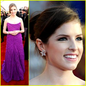 Anna Kendrick is Alberta Ferretti Fabulous