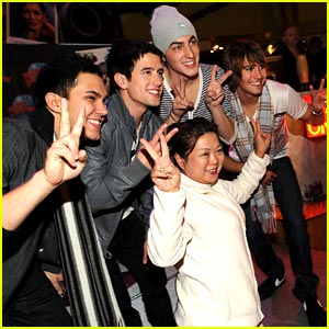 Big Time Rush Guys: Peace For The Planet
