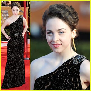 Brittany Curran is SAG Stunning