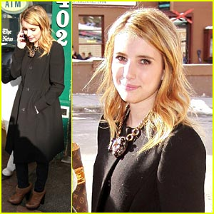 Emma Roberts: Twelve Gets Distributor