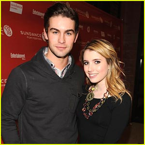 Emma Roberts & Chace Crawford: Twelve Twosome