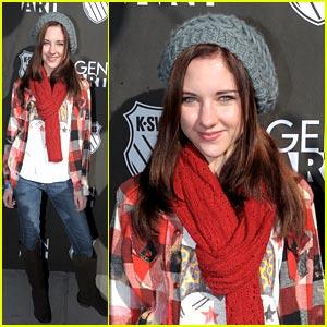Haley Ramm is K-Swiss Cute