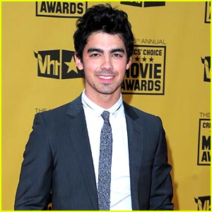 Joe Jonas is a Haiti Helper