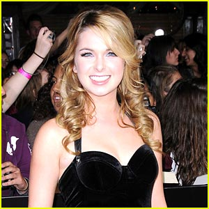Kirsten Prout: Lucy is the First Villain I've Played