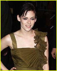Kristen Stewart Nominated for a BAFTA Award