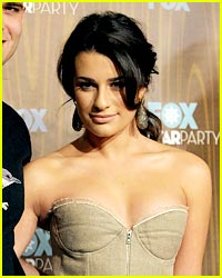 Lea Michele is FOX Fantastic