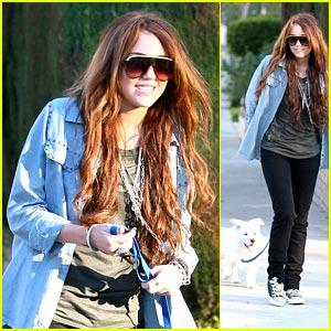 Miley Cyrus: Meet My New Mate