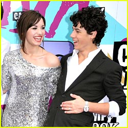 Nick Jonas Demi Lovato on Nick Jonas To Demi Lovato  It   S All Good   Demi Lovato  Nick Jonas