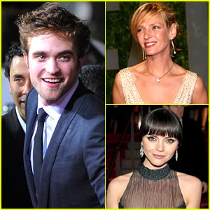 Robert Pattinson To Romance Christina Ricci in Bel Ami?