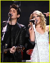 Taylor Swift & John Mayer Do Dinner