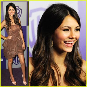 Victoria Justice: Victorious & iCarly Crossover?