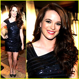 Danielle Panabaker is Crazie Cute