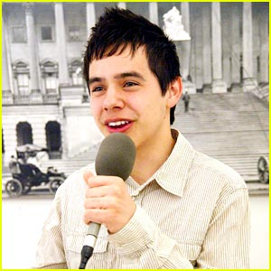 David Archuleta Joins Spanish 'We Are the World'