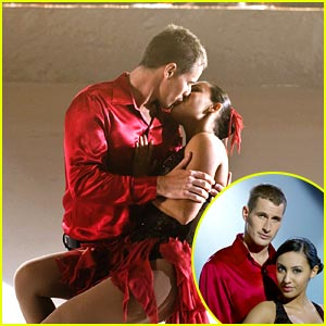 Francia Raisa -- FIRST LOOK at the Cutting Edge: Fire & Ice!