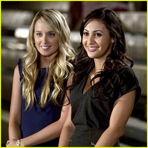 Francia Raisa & Megan Park find The Rhythm of Life