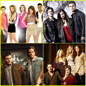 CW Picks Up Vampire Diaries; Melrose Place Future Uncertain