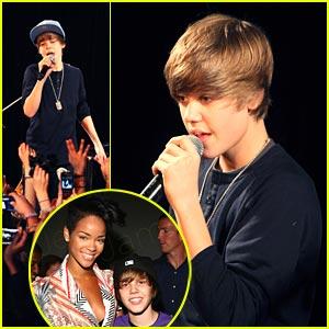 Justin Bieber & Rihanna to Rock Kids Choice Awards