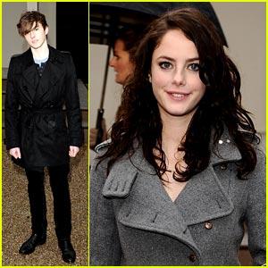 Kaya Scodelario: OMG, It's Kristen Stewart!