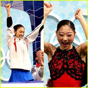 Kim Yu-Na Wins Gold at 2010 Olympics