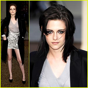 Kristen Stewart is Burberry Beautiful