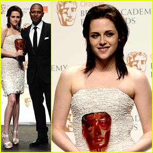 Kristen Stewart is a Rising Star!