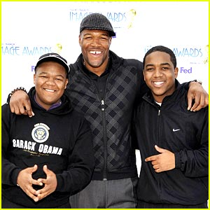 Chris & Kyle Massey - NAACP Image Awards 2010