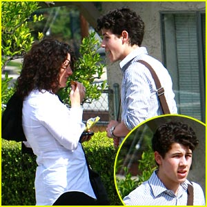 Nick Jonas Does Something; Saves The Music