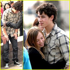 Nick Jonas Takes Who I Am to Santa Monica Pier