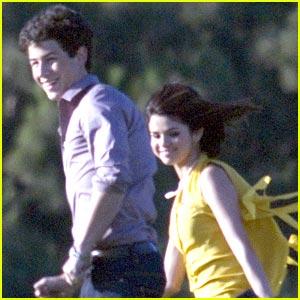 Nick Jonas Keeping Things Private with Selena Gomez