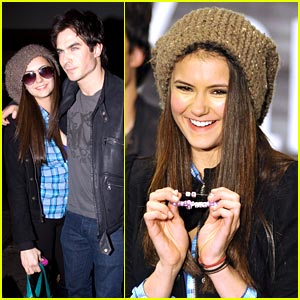 Nina Dobrev: Degrassi Doors Are Always Open