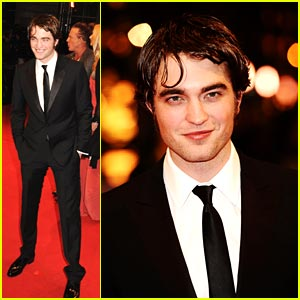 Robert Pattinson - BAFTA Awards 2010