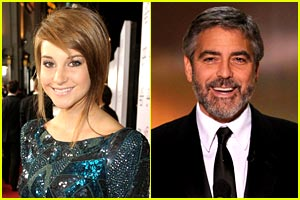 Shailene Woodley to Play George Clooney's Daughter