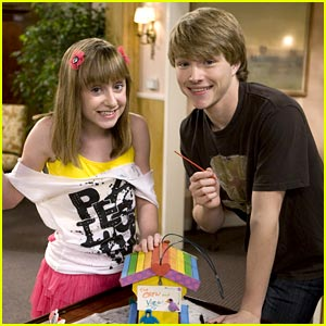 Sterling Knight & Allisyn Arm: Win Our Birdhouse!