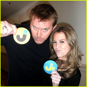 Alexa Vega & Sean Covel are Harmony Happy