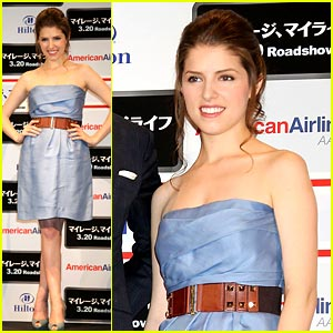 Anna Kendrick is Bluenote Beautiful