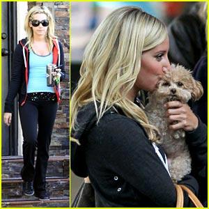 Ashley Tisdale Shares Beauty Secrets