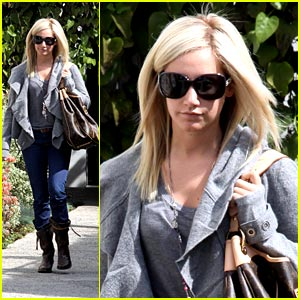 Ashley Tisdale is Andy Le Compte Lovely