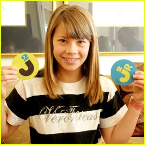 Bindi Irwin Interview -- JJJ Exclusive!