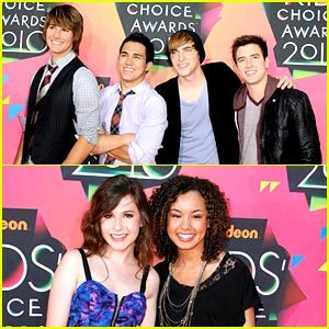 Big Time Rush Sound Off on Erin Sanders' Infectious Laugh