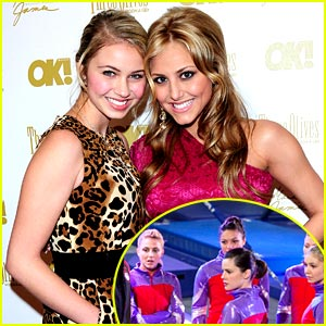 Cassie Scerbo & Ayla Kell are Pre-Oscar Pretty