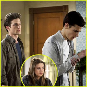 Daren Kagasoff &#038; Shailene Woodley are Good Girls &#038; Boys