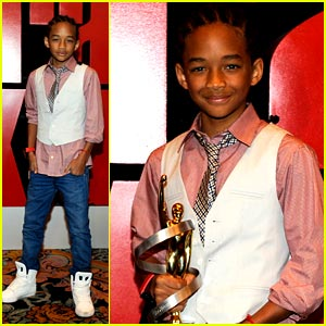 Jaden Smith is a ShoWest Stud