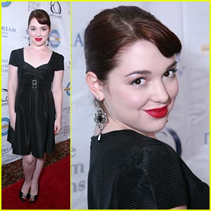 Jennifer Stone is Harmony Gala Gorgeous