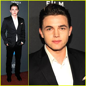 Jesse McCartney: Tribeca Comes to Hollywood