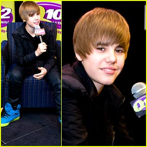 Justin Bieber: Blue Suede Shoes Showoff