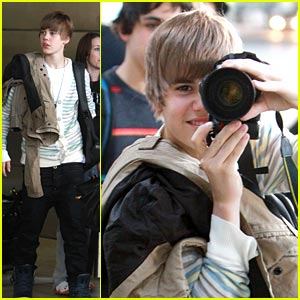 Justin Bieber is a Toronto 'Tog