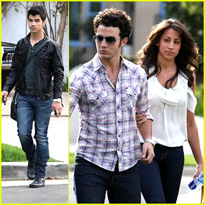 Kevin & Danielle Jonas: Sunday Family Fun!